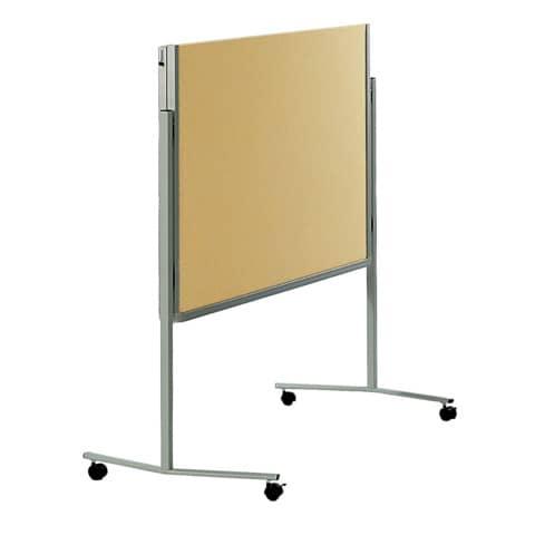 Moderatorentafel Premium beige LEGAMASTER 7-205100 120x150cm Produktbild Einzelbild 4 XL