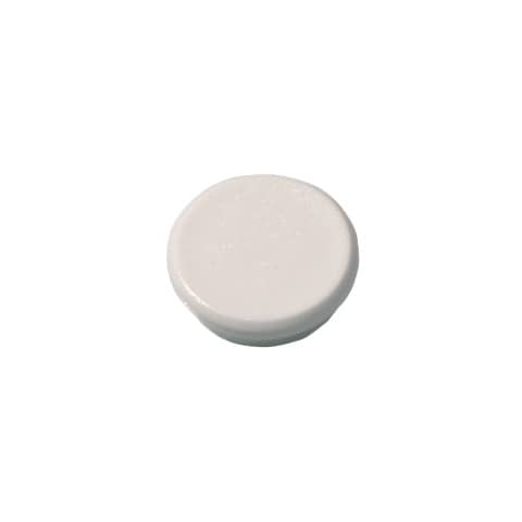 Magnet 10ST weiß FRANKEN HM10 09 D13 mm Produktbild