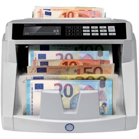 Banknotenzählgerät 2465-s SAFESCAN 112-0540 Produktbild Einzelbild 3 XL