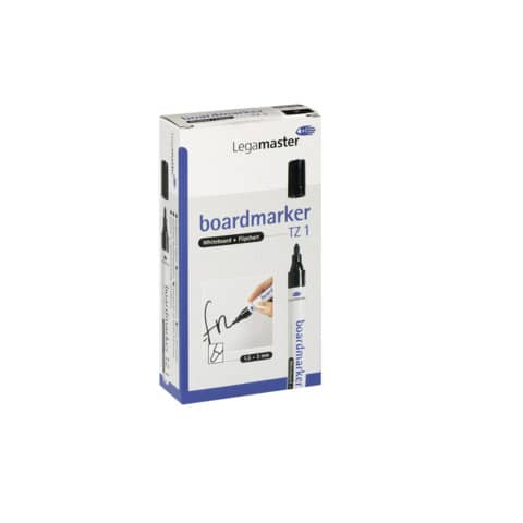 Boardmarker TZ1 schwarz LEGAMASTER 7-110001 Produktbild