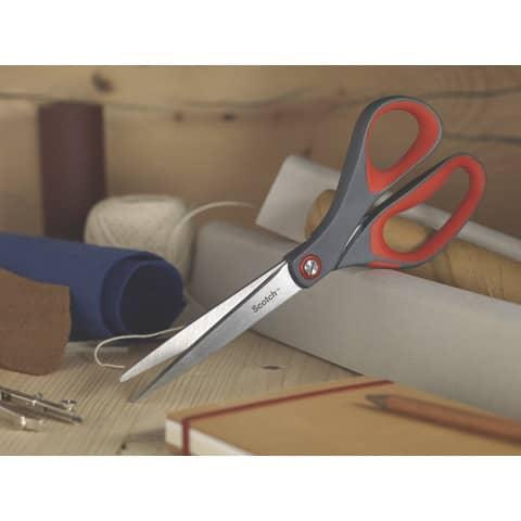 Allroundschere 18cm 3M 1447 Precision Produktbild Anwendungsdarstellung 3 XL