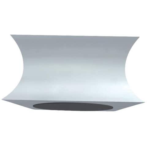 Magnet Stempel silber FRANKEN HMCS10 20x20x10mm Produktbild