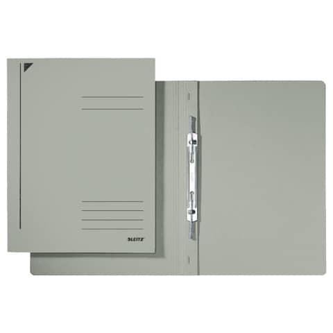 Spiralhefter A4 grau LEITZ 30400085 Karton 320g Produktbild
