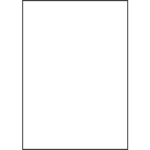 Kopierfolie A4 ZWECKFORM 3555 100BL Produktbild Einzelbild 3 XL