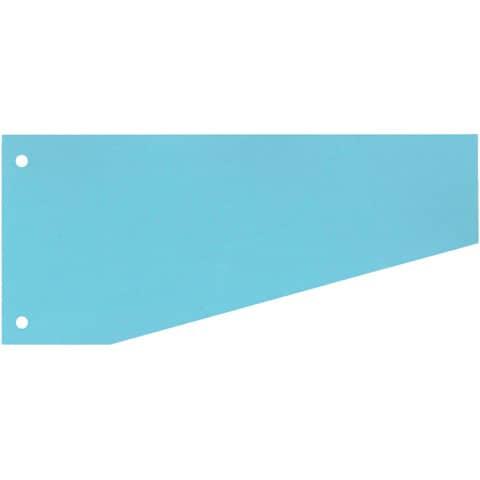 Trennstreifen 100ST blau WEKRE 50504T Trapez Produktbild