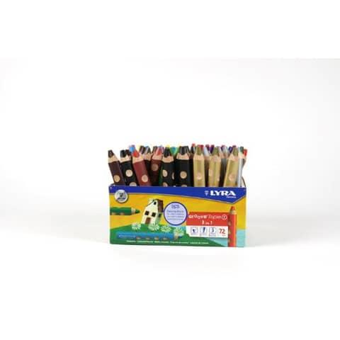 Lyra Groove Triple 1- Aufsteller m. 72 Stiften Produktbild