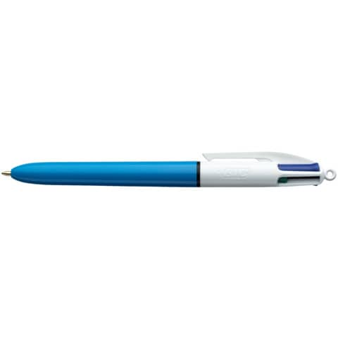 Vierfarbkugelschreiber BIC 889969 4Colours Produktbild