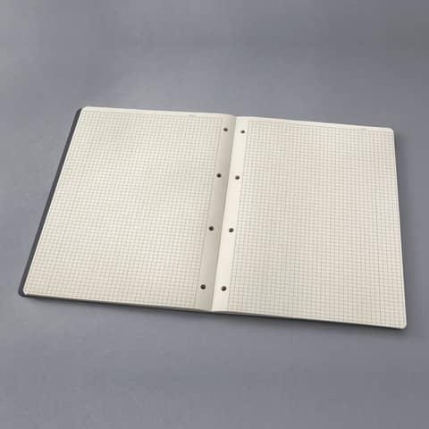Notizblock ca.A4 kariert schwarz CONCEPTUM CO800 Hardcover Produktbild Detaildarstellung 7 XL