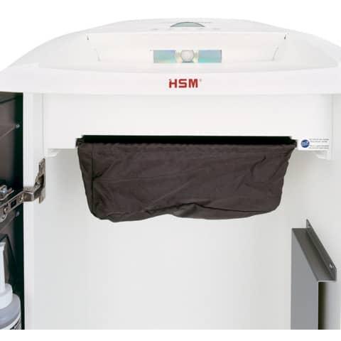 Aktenvernichter Crosscut weiß HSM 1823111 B32 4,5x30 Produktbild Detaildarstellung 2 XL