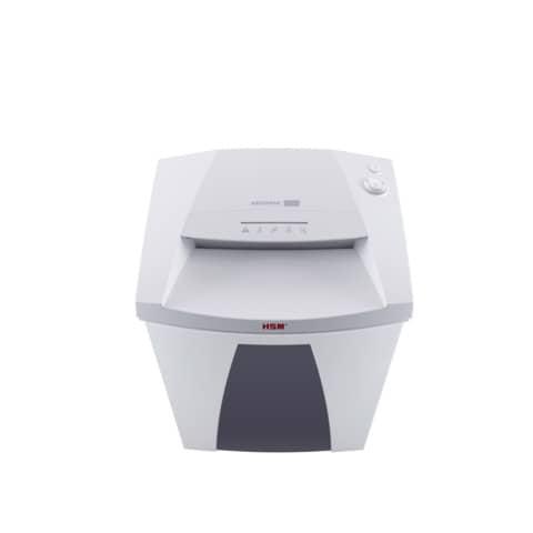 Aktenvernichter Crosscut weiß HSM 1823111 B32 4,5x30 Produktbild Detaildarstellung 3 XL