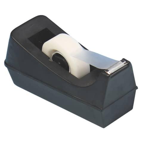 Tischabroller 19mmx33m sw Q-CONNECT KF01294 Produktbild Einzelbild 2 XL