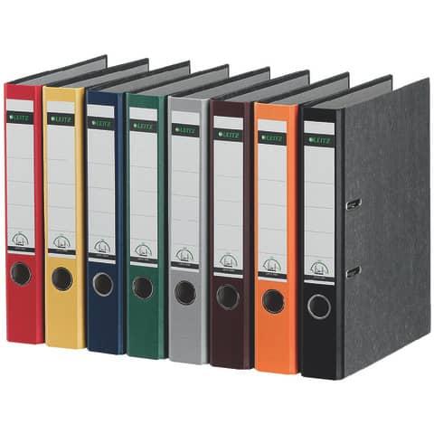 Ordner Pappe A4 5,2cm grau LEITZ 10505085 Produktbild Stammartikelabbildung XL