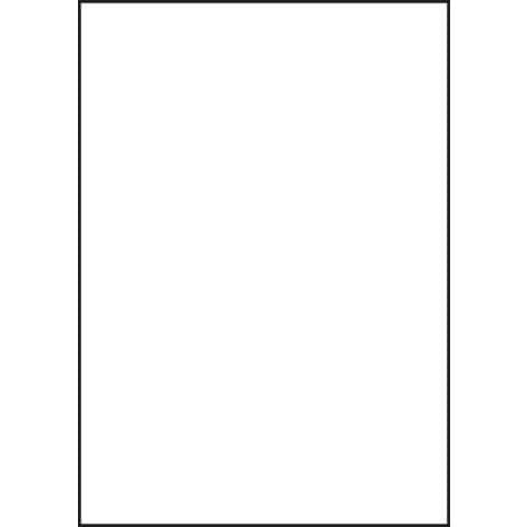 Kopierfolie A4 ZWECKFORM 3555 100BL Produktbild Detaildarstellung XL