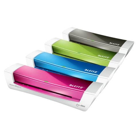 Laminator iLam HomeOffice A4 pink LEITZ 7368-00-23 Produktbild Stammartikelabbildung 5 XL