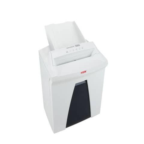 Aktenvernichter Securio AF150 weiß HSM 2083111 Partikel 4,5x30mm Produktbild Einzelbild 2 XL