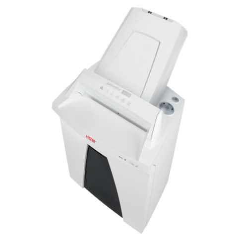 Aktenvernichter Securio AF300 weiß HSM 2092111 Partikel 1,9x15mm Produktbild Einzelbild 3 XL