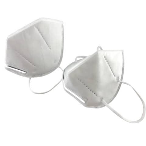 Atemschutzmaske  weiß 000521 KN95 Produktbild Einzelbild 2 XL