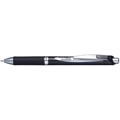 Gelschreiber Energel schwarz PENTEL BLP77-AX /0,35mm Produktbild
