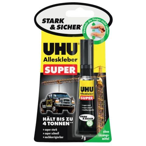 Alleskleber Super&Stark UHU 46960 7g Produktbild