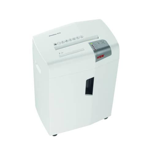 Aktenvernichter Shredstar X13 weiß HSM 1057121 4x37mm Produktbild Einzelbild 9 XL