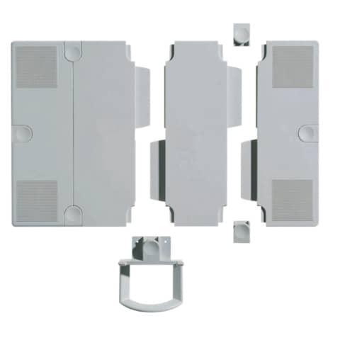Erweiterungsplatten 2St grau NOVUS 795+0902+000 Produktbild Einzelbild 2 XL