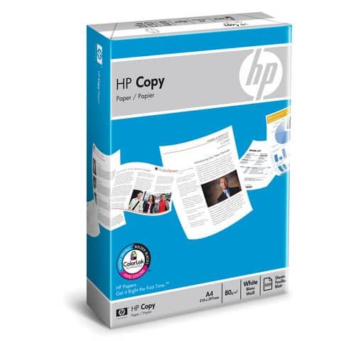 Kopierpapier A4 80g weiß HP 88007468 Copy 500Bl CHP910 Produktbild Einzelbild 2 XL