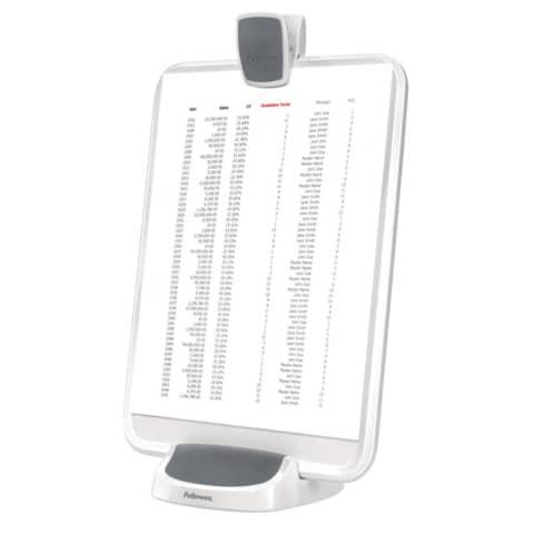 Konzepthalter 4in1 FELLOWES FW9311502 I-Spire Produktbild Einzelbild 3 XL