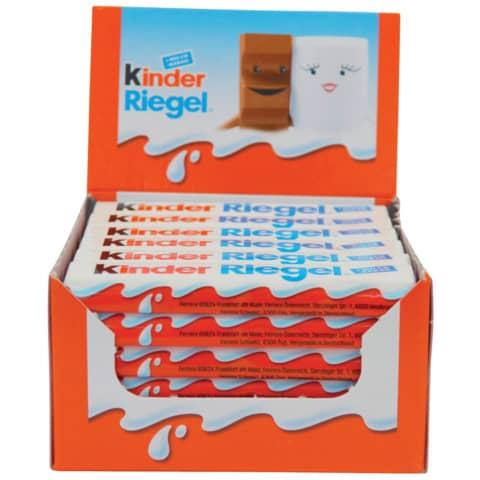 Kinder Schokolade Riegel 21 g Ferrero 5459966 Produktbild