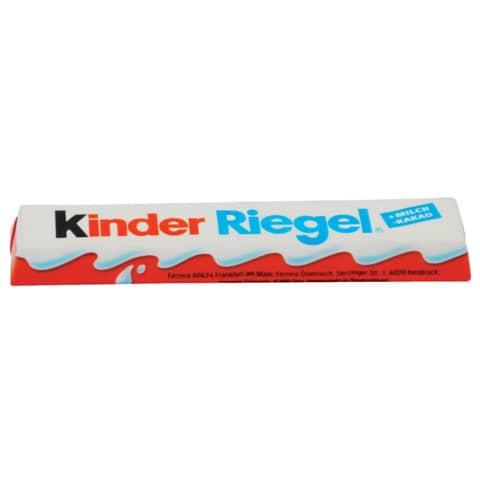 Kinder Schokolade Riegel 21 g Ferrero 5459966 Produktbild Einzelbild 2 XL