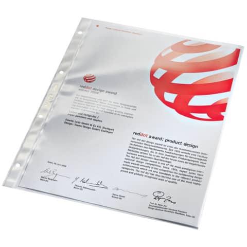 Prospekthülle A4 glasklar LEITZ 4734-00-00 Super Premium Produktbild