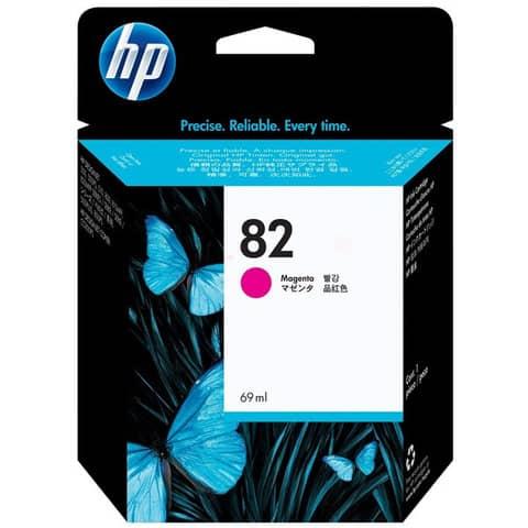 Inkjetpatrone Nr. 82 magenta HP C4912A 69ml Produktbild
