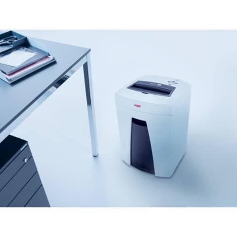 Aktenvernichter Securio C18 HSM 1913121 Partikel 3,9x30mm Produktbild Anwendungsdarstellung XL