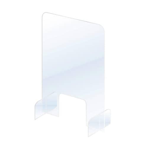 Tröpfchenschutzscheibe transparent FRANKEN SSW5085 BxH 50x85cm Produktbild
