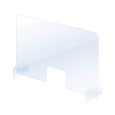 Tröpfchenschutzscheibe 70x85 cm FRANKEN SSW7085 Acryl Produktbild