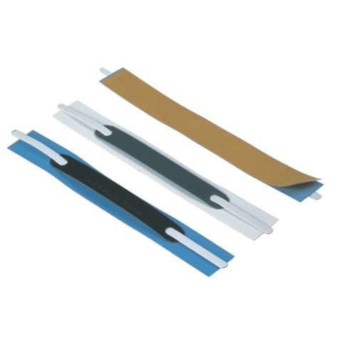 Heftstreifen SK 100ST weiß DURABLE 6906 02 Flexifix Produktbild Stammartikelabbildung XL