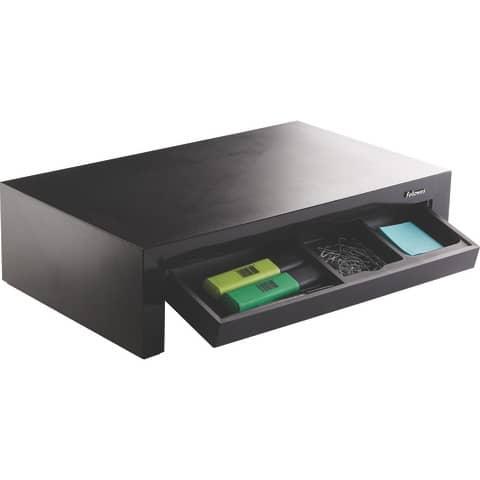 Bildschirmträger Designer Suites schwarz FELLOWES FW8038101 Produktbild Einzelbild 8 XL
