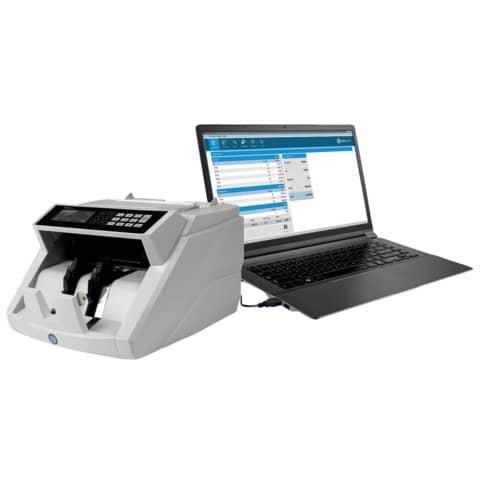 Banknotenzählgerät 2465-s SAFESCAN 112-0540 Produktbild Anwendungsdarstellung XL