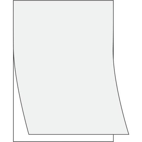 Kopierfolie A4 transparent ZWECKFORM 3567 10 Blatt Produktbild Einzelbild 2 XL