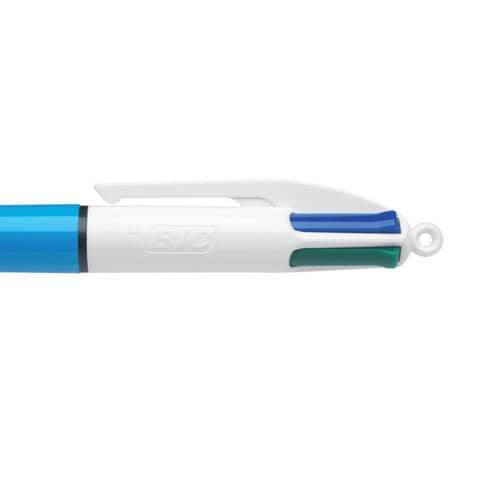 Vierfarbkugelschreiber BIC 889969 4Colours Produktbild Detaildarstellung 2 XL