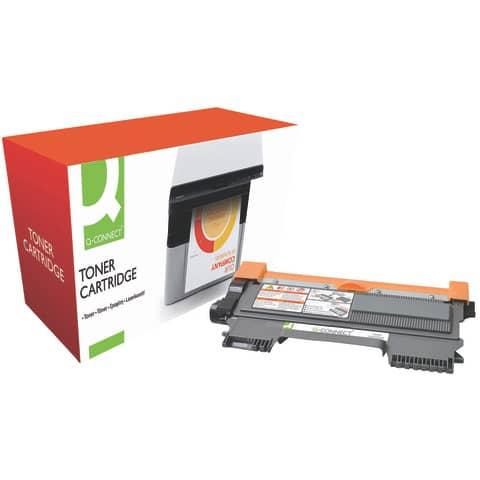 Lasertoner schwarz Q-CONNECT KF15455 TN2220 Produktbild