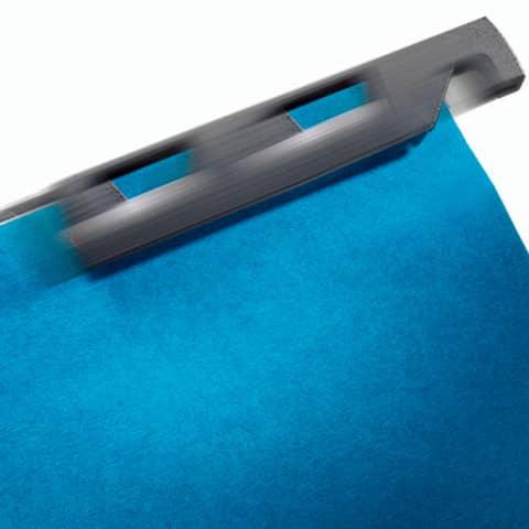 Hänge-Ordnungsmappe 6Fä. blau LEITZ 1890-00-35 Divide it Up Produktbild Detaildarstellung 3 XL