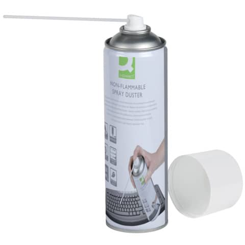 Druckreiniger 420ml Q-CONNECT KF22365A Zero Produktbild