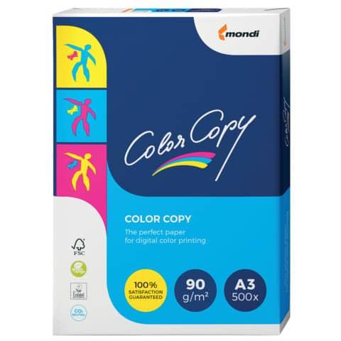 Kopierpapier A3 90g weiß COLOR COPY 88008622 500 Blatt Produktbild Einzelbild 2 XL