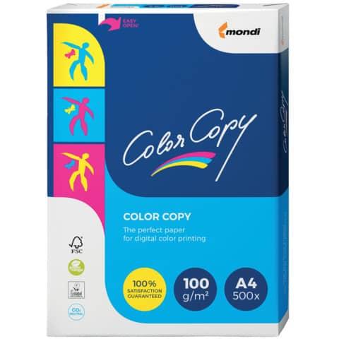 Kopierpapier A4 100g weiß COLOR COPY 2100005107 500Bl Produktbild Einzelbild 2 XL