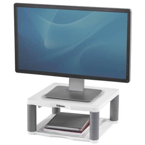 Bildschirmträger grau FELLOWES FE91717 70 Produktbild Anwendungsdarstellung 4 XL
