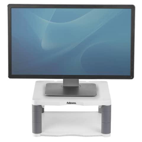 Bildschirmträger grau FELLOWES FE91717 70 Produktbild Anwendungsdarstellung 3 XL