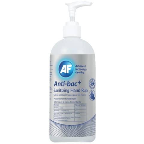 Desinfektionsmittel 500ml AF ABHHR500 anti-bac+ Produktbild