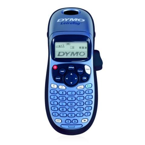 Beschriftungsgerät LT100H silb DYMO S0883990 Letra Tag Produktbild