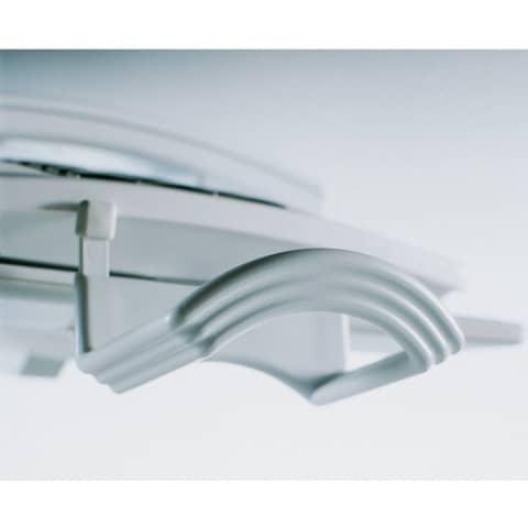 Telefonarm lichtgrau NOVUS 714+0002+000 Produktbild Anwendungsdarstellung 1 XL