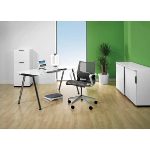Konzepthalter 4in1 FELLOWES FW9311502 I-Spire Produktbild Produktabbildung aufbereitet XL